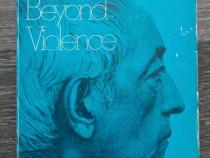 Krishnamurti beyond violence