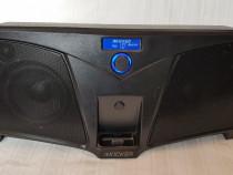 Boxa dock iPod Kicker iKick ik501 2x20W RMS+subwoofer, Aux