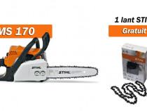 Motoferastrau STIHL MS 170, reducere pret + cadouri