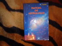 Manual de astrologie - M.Mladin
