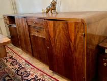 Mobila lemn masiv vintage