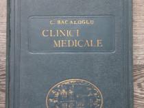 Carte veche constantin bacaloglu 1929 clinici medicale