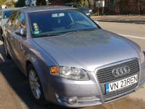 Audi A4 quattro facelift
