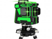 Nivela laser 12 linii 3d 360 grade autonivela inclinare nou