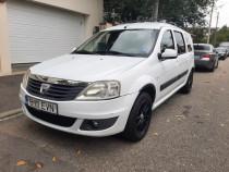 Dacia Logan Mcv 2010 1.5dci 85cp Primul Proprietar Km reali