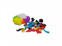 Set creativ , Thorn Ball Clusters, +4, 150 piese, Multicolor