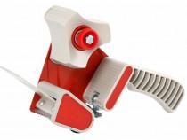 Dispenser manual, aplicator banda adeziva + 2 role scotch