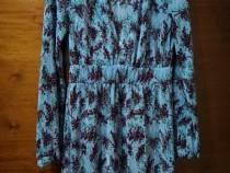 Rochie Asos plisee jersey