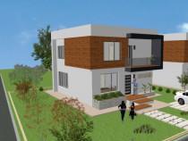 Vila noua P+1 in Sat Costi, zona Metro