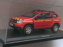 Macheta Dacia Duster 2 2018 Pompieri - Norev 1/43