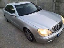 Mercedes s class 320