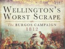 Carte despre razboaiele Wellington si Napoleon Burgos 1812