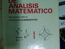 Culegere de analiza matematica B. Demidovich