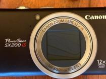 Aparat foto Canon SX200 16 MP