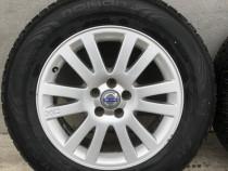 """Jante ANTAEUS 17"""" 5x108 Volvo XC90 XC70+anvelope iarna 225"""