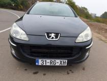 Peugeot 407 berlina , automată, 2.0 HDIF, 136 cp, 16v