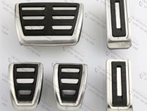 Set pedale Inox Volkswagen Transporter T5,Caravelle,Multivan
