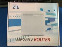 Modem 4G/router 4G wireless/hotspot 4G- ZTE MF255v NOU decod