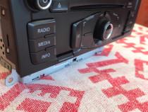 Radio cd mp3 original Audi