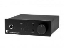 Headphone amplifier and DAC Pro-Ject Head Box S2 Digital,nou