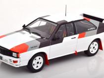Macheta Audi Sport Quattro 1982 - IXO 1/18