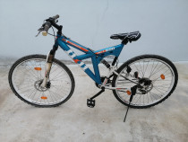 Bicicleta Torrek Hill 600