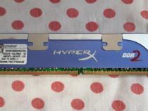 Memorie Ram Kingston HyperX 1 GB DDR2 800Mhz Desktop.