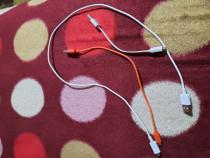 Cabluri incarcare usb defecte