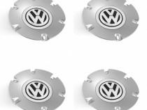 Set 4 Buc Capac Janta Oe Volkswagen 3C0601149QTJY
