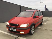 """Opel Zafira 1.8i Ecotec 7 Locuri Trapa Jante 17"""" Adus Acum."""