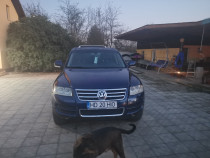 Volkswagen touareg inmatriculat  3000 v 6