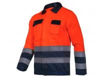 Jachetă reflectorizantă portocalie - m l4090902