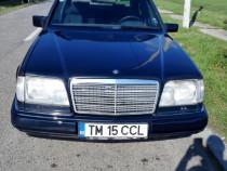 Mercedes-Benz E200 mod.W124 sau schimb cu Subaru Forester