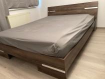 Dormitor - Pat + dulap (se dau si separat)