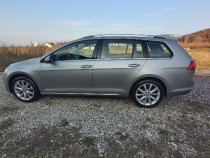 Vw golf 7/euro 6/1,6tdi /2015/110cp