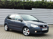 VW Polo GT 1,4 tdi 80cp 2008