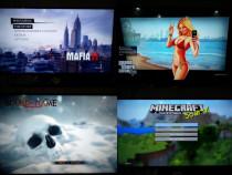 Hard disk cu jocuri PS3 (portabil) cu peste 100 jocuri PS3 i