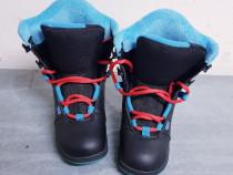 Buți, boots HEAD snowboarding, ptr copii mărimea 32 / 33, 5