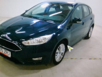 Ford Focus hatchback 2016 1,5 diesel 65000km