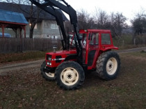 Tractor Same Explorer 65 special 4x4 cu incarcator frontal