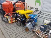 De inchiriat generator profesional QEP S14AVR 11kW