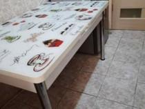Masa de Bucătărie extensibilă!