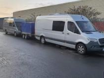 Transport persoane si colete Romania Anglia si retur