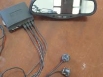 Oglinda heliomata si senzorori parcare ford mondeo mk3.
