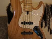 Chitara J-bass activ/pasiv cu 5 corzi Marcus Miller V7 Swamp