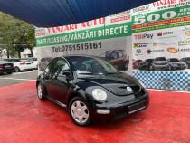 VW New Beetle,1.9 Diesel,2000,AC,Finantare Rate