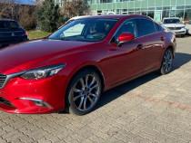 Mazda 6 revolution top 2.2 diesel , 175 cp , automata, 2017