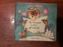 Scrisoare catre prieteni - Malina Cajal / R6P2S