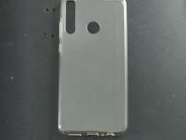 Husă transparentă din silicon pentru Huawei Y6P