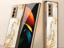 Husa premium lux SAMSUNG Galaxy Z Fold2 5G Fold 2 slim cover